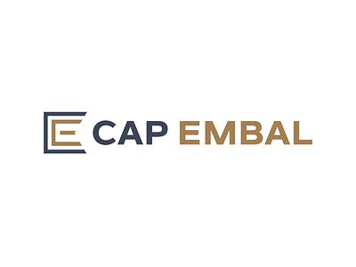 CAP EMBAL proposal logo wooden crates industrial