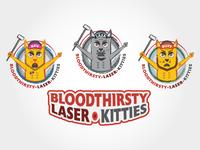Bloodthirsty Laser Kitties