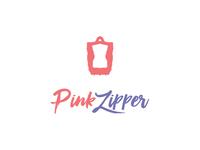 Pink Zipper logo