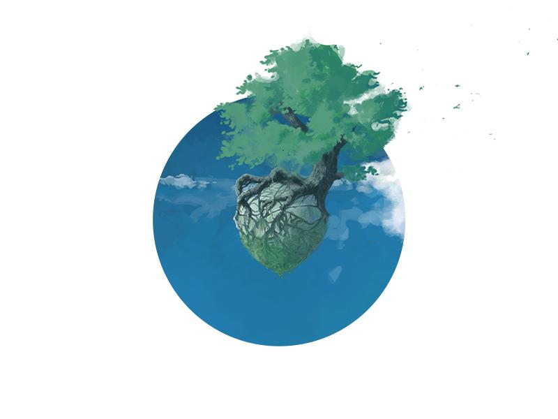 iPad Workshop Keyvisual keyvisual web procreate ipad illustration