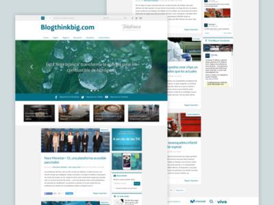 Telefónica - Think Big's Homepage