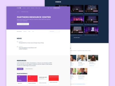 CARTO - Partners Resource Center videos resources web design partners maps gis location cartodb carto
