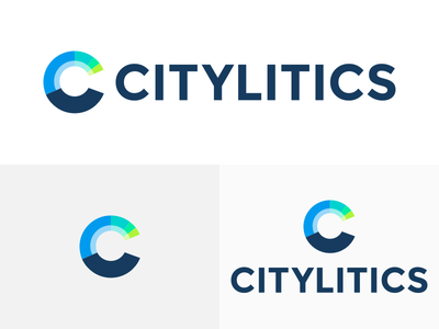 Citylitics Logo (Dark) brand design branding logodesign logos logo