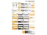 UI kit - component design