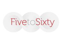 FivetoSixty logo design
