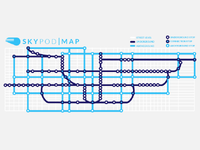 skypod map