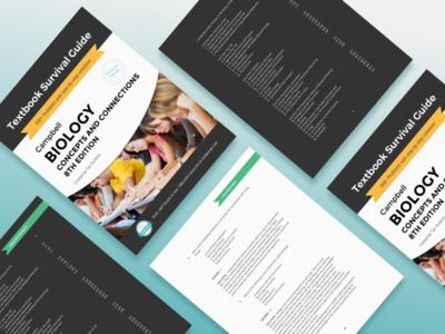 StudySoup Textbook Survival Guides studysoup layout graphic design textbook