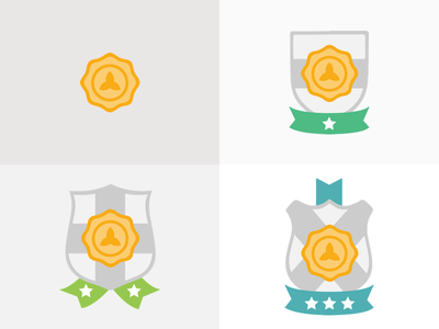 Studysoup Community Badges studysoup student college brand badges ui design graphic