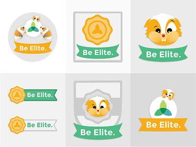 Studysoup Elite Notetaker Stickers studysoup brand stickers flat design