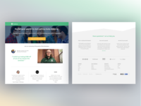 StudySoup Elite Notetaker Referral Program Landing page Design