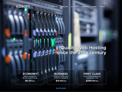 ICDSoft icdsoft web design development hosting