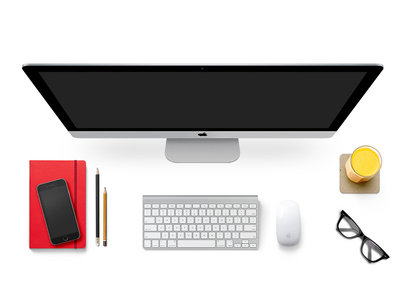 Desk illustration iphone moleskin mac desk about portfolio