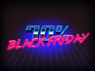 Iconfinder Black Friday