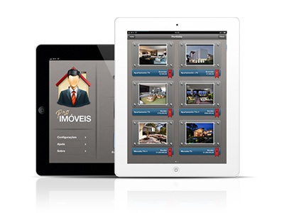 Proimoveis ipad app real estate