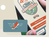 42kRosu - Style Tile - Marathon Training App