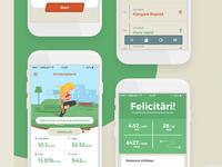 42kRosu - Interface Modules - Marathon Training App