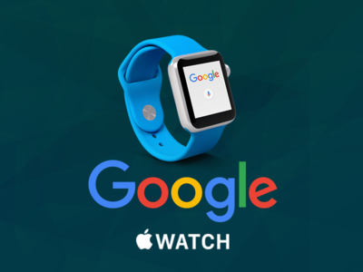 Google for Apple Watch | Concept Design