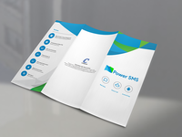 Tri-fold Brochure for PowerSMS