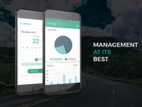 Commlink Vehicle Management System | Android App