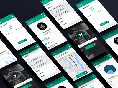 Commlink Vehicle Management System   Android App