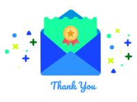 Thank you card | Free Download .ai & .svg
