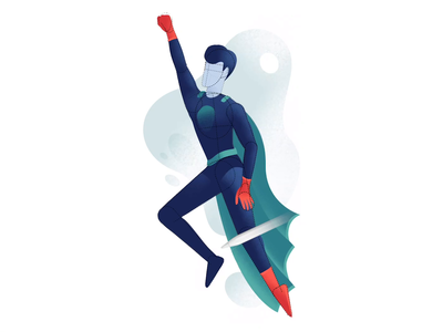 Pose - Character Guidelines illustration