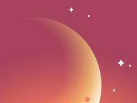 Galshir space wallpaper 2