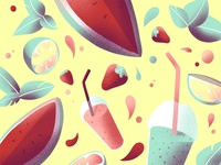 Fruity Wallpaper 🍉