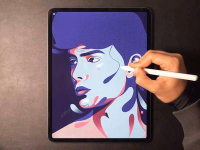 Portrait Illustration illustration