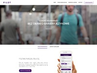 Pilot websitew
