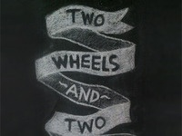 Two Wheels and Two