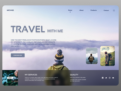Travel web design latest website uiuxdesign uiux new designs web design ui ux