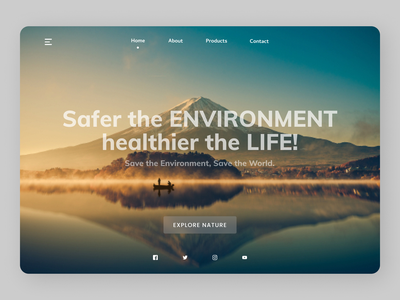 Travelling Web Design uxde uidesign new minimal firstshot designs web ui ux design