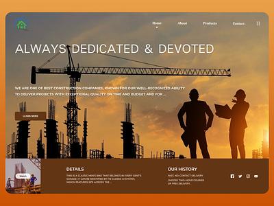 Civil Services branding online web design webdesign new web typography ux ui design