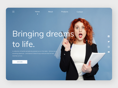 Consultant Web Design webdesign new desktop desin website web typography ux ui design