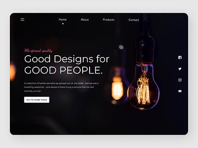Designer Web designer branding uidesign shopify designs app web ux ui design