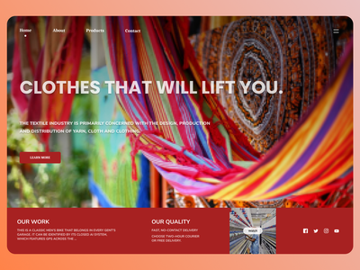 Clothes Shopping  web design website uxdesign designer uidesign shopify designs web ux design ui