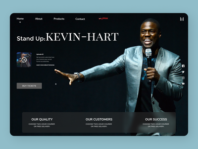 Celebrity Persona ui website uxdesign designer uidesign shopify designs web ux design