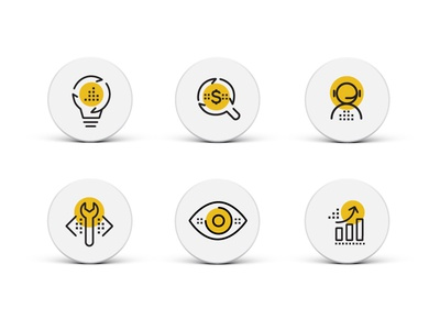 Power BI Icon design