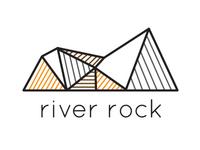 River Rock Logo Concept