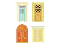 Paris Doors #2