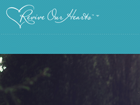 Revive Our Hearts redesign coming soon...