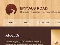 Emmaus Road Reformed Fellowship