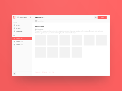Lingo Web App Redesign (?) experience ux ui wireframe concept redesign product app web app