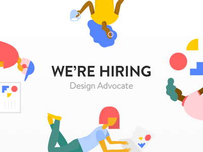 We're Hiring! community app lingo opportunity dream career job hiring