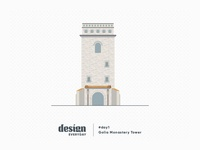 Day 1: Golia Monastery Tower