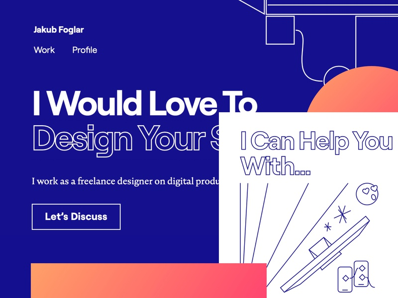 Personal Website Update freelance case study nocturne serif roobert typography webflow designer portfolio