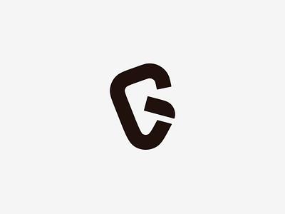Gearcheck – Logo hidden inspection gear climbing safe carabiner letter g harness symbol logo