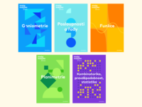 Unsolicited Math Textbooks Redesign