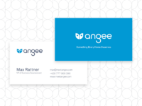 Angee business cards